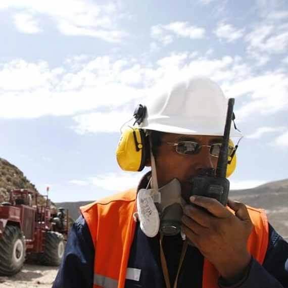 Carrera de Seguridad Industrial y Minera